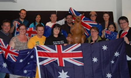 Aus-Lo fan meet in 2010