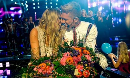 Danny and Lisa, Melodifestivalen 2012