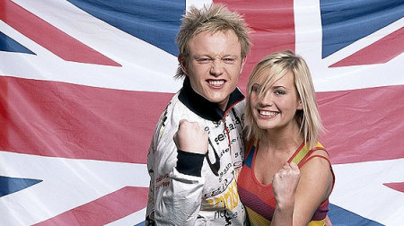 Jemini, Eurovision 2003, UK