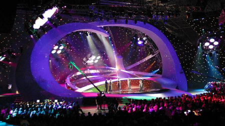 Riga, Eurovision 2003 stage