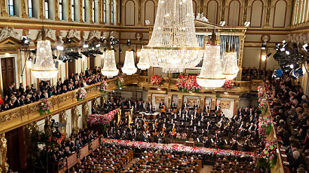 From one iconic EBU event to another, Vienna is the home of the annual New Year Concert