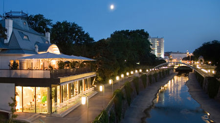 Restaurat Steirereck gives you a taste of seclusion in Austria's capital city