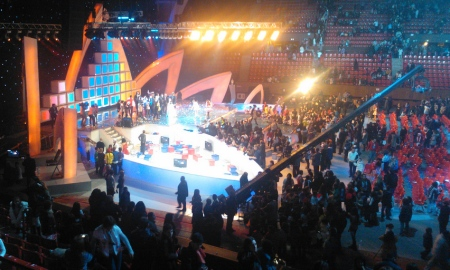 The end of Junior Eurovision 2011