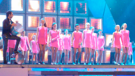 JESC 2011 Opening Number