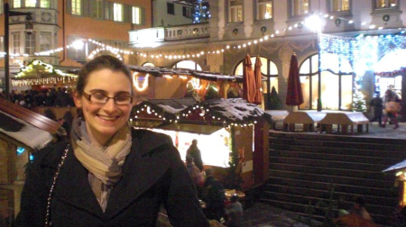 At the Christmas Market