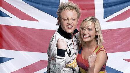 Jemini, Eurovision 2003, UK