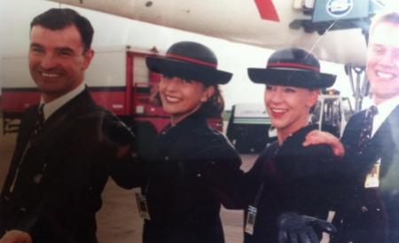 British Airways Jody West