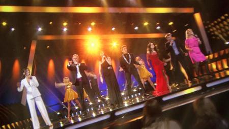 Melodifestivalen 2013