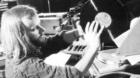 John Peel in action