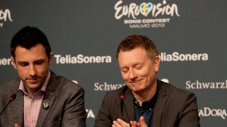 Sietse Bakker and Jon Ola Sand