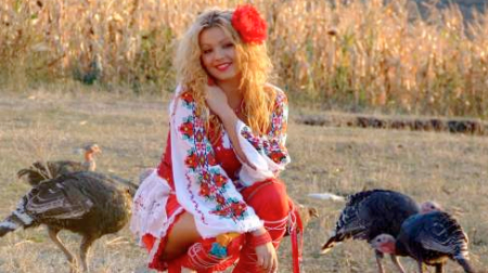 Moldova's Nearly GIrl, Donita Gherman