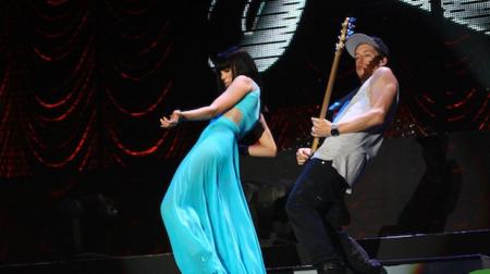Looks like Jessie J forgot her G-String (cc Mikhail Teguh Pribadi)