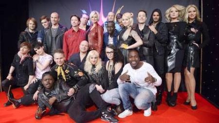 Melodifestivalen 2014 Contestants (picture: SVT)
