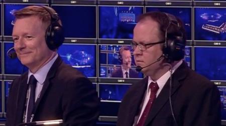Jon Ola Sand and Digame (2014) ESC Broadcast