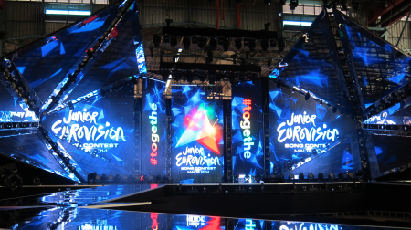 Junior Eurovision 2014  FM Radio Broadcast