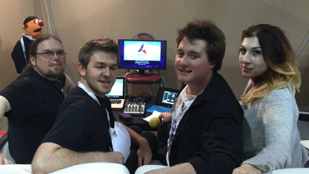 Ewan and Terry, Junior Eurovision 2014  FM Radio Broadcast