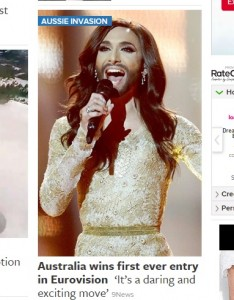 Coverage from NineMSN news