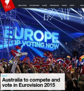 Waking up to SBS website front page - 11 February 2015