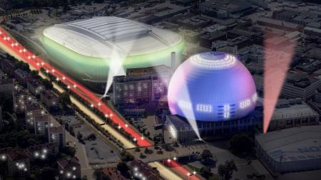 Globen Arena Complex